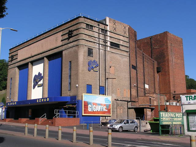 The Dudley Hippodrome in August 2004