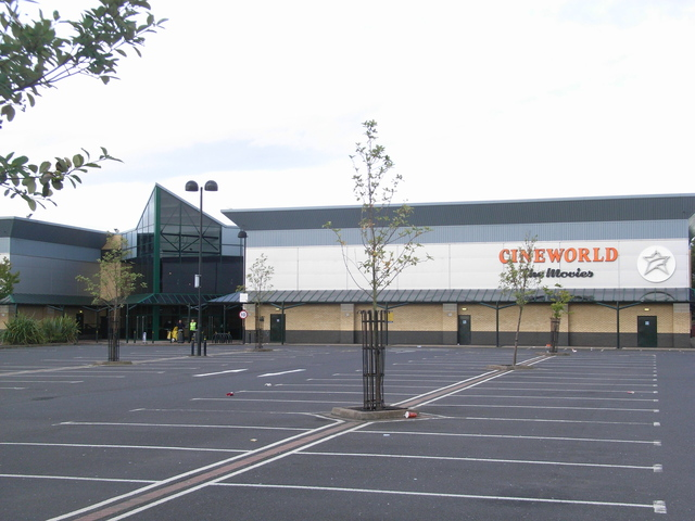 The Cineworld in August 2007