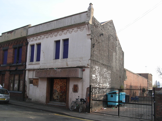 The Olympia in April 2007