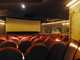 One of the auditoria in the Mozart Kino in May 2011