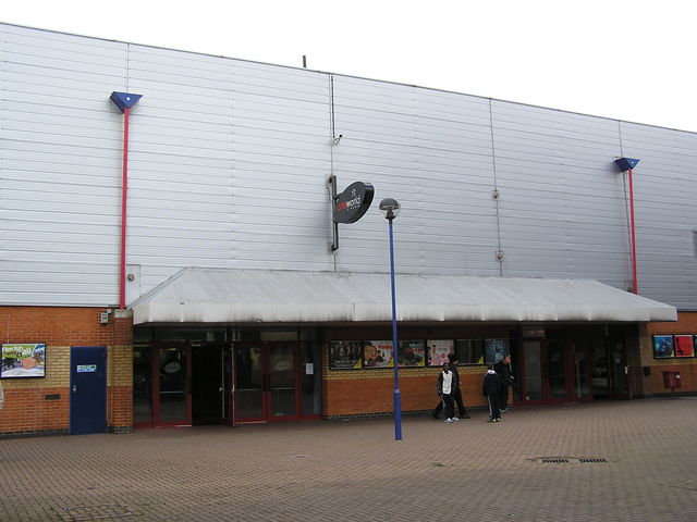 The Cineworld in May 2006