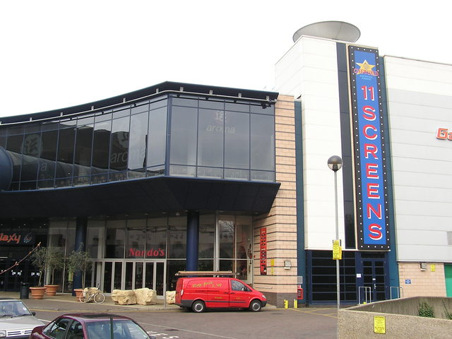 The Cineworld in April 2004