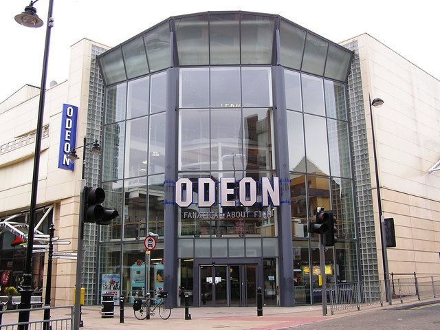 The Odeon (ex UCI) in April 2006