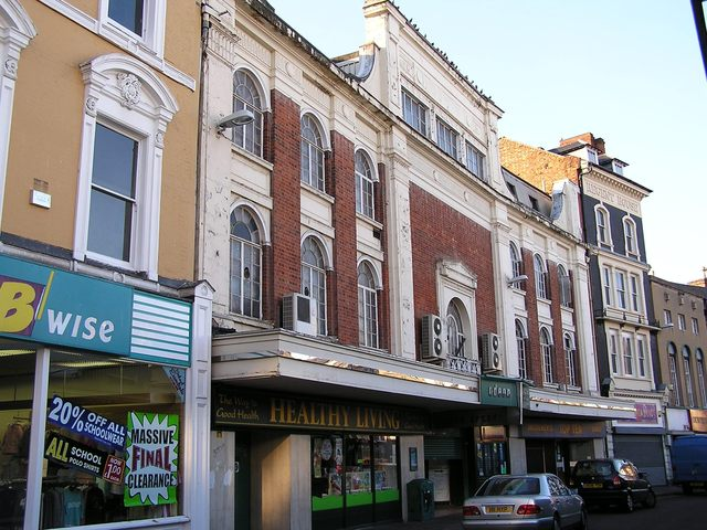 The Odeon in September 2005
