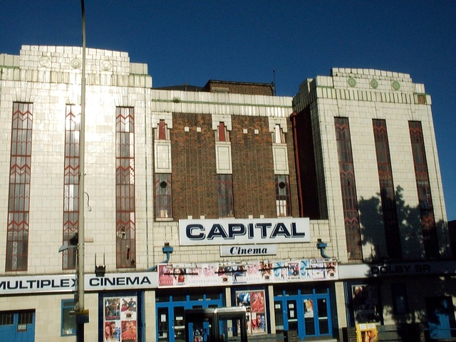 As the Capital in April 1999