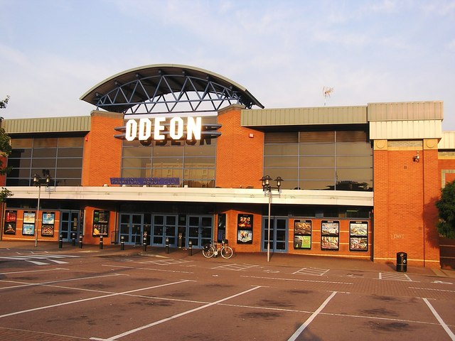 The Odeon Freemens Park in September 2005