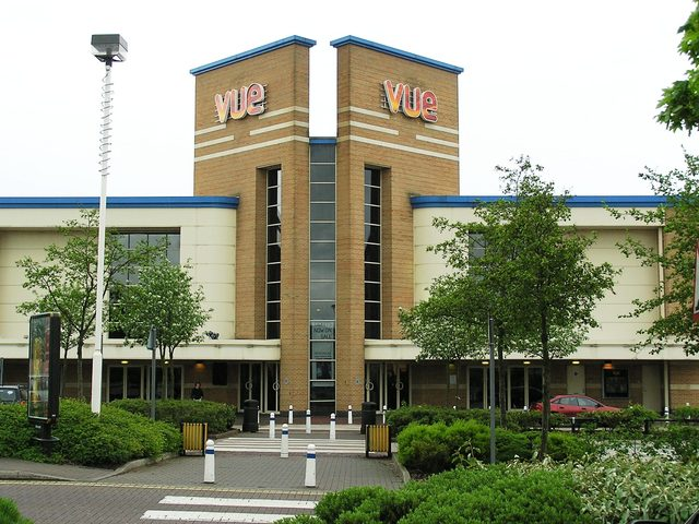 The Vue in June 2006