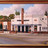 A painting of the Oadby in its heyday
