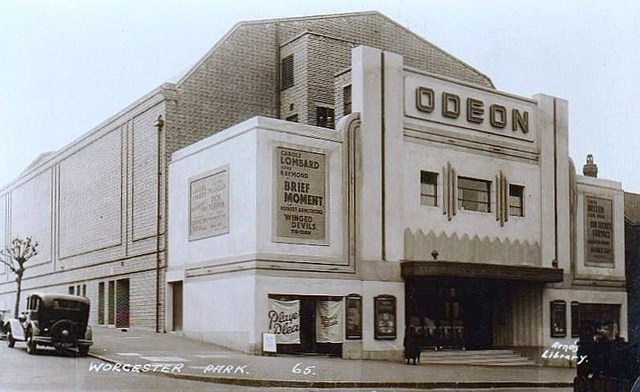 Odeon Cinema Worcester 7