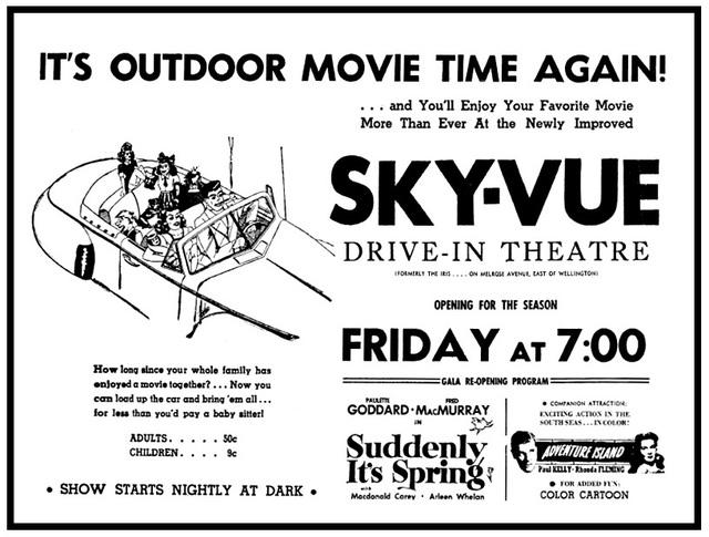 Sky-Vue Drive-In