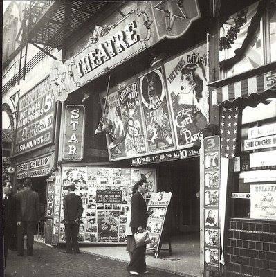 Circa 1937 photo. Via Jimmy Moy.