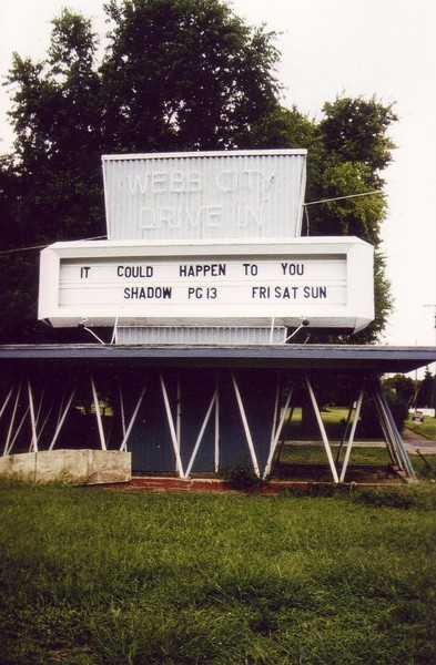 Webb City Drive-In