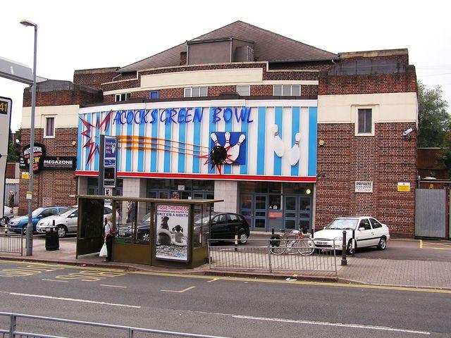 The Warwick in September 2005