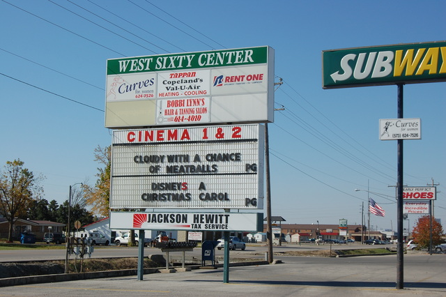Dexter Twin Cinema