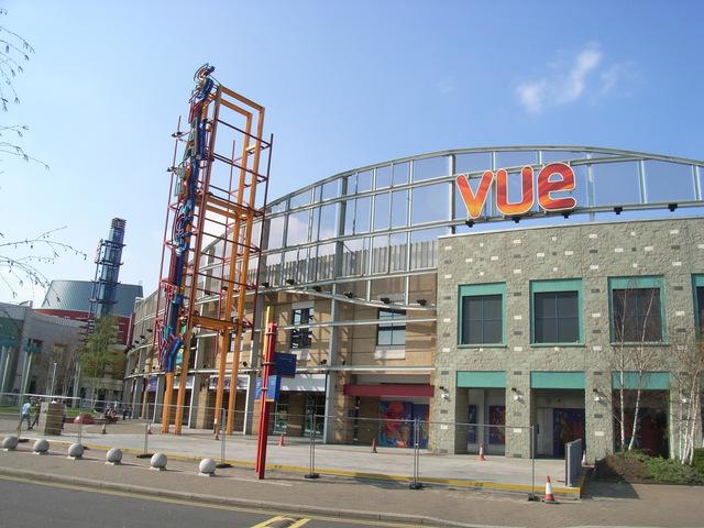 Vue Birmingham
