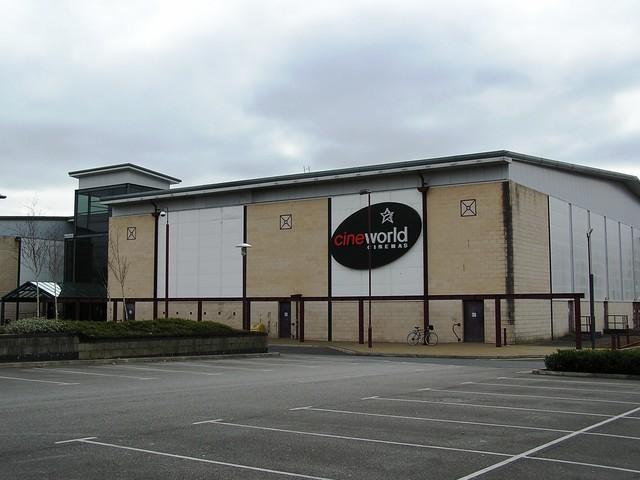 Cineworld Cinema - Bristol