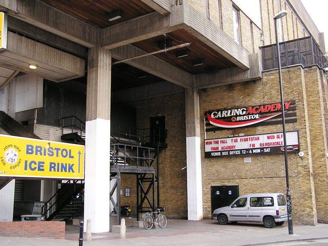 O2 Academy, Bristol