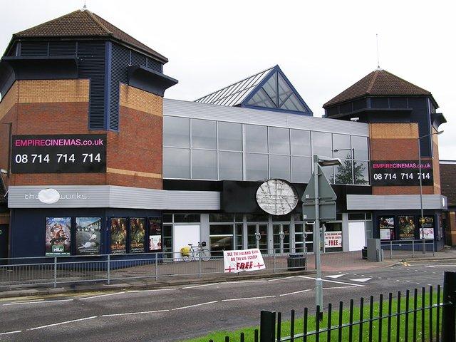 Empire Cinema In High Wycombe Gb Cinema Treasures