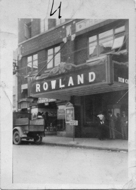 Rowland Theatre