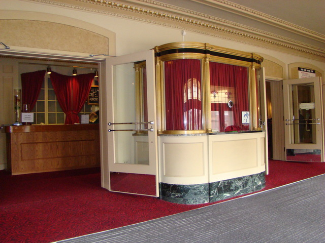 Ticket Booth