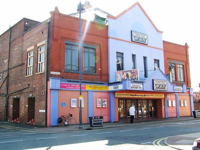 Tameside Hippodrome Theatre