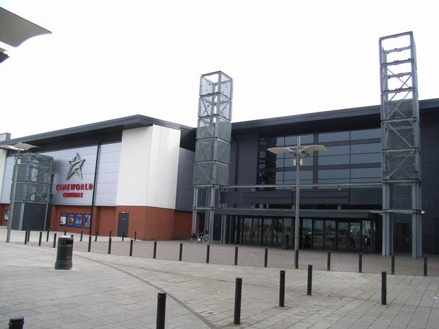 Cineworld Cinema - Ashton-Under-Lyne