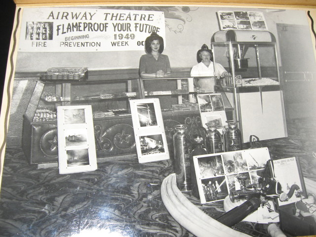 Airway Theatre Concession