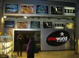 Cineworld Shaftesbury Avenue November 2007