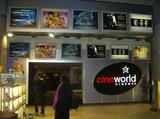 Cineworld Shaftesbury Avenue November 2007