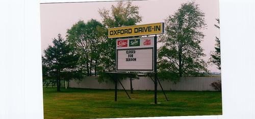 Oxford Drive-In