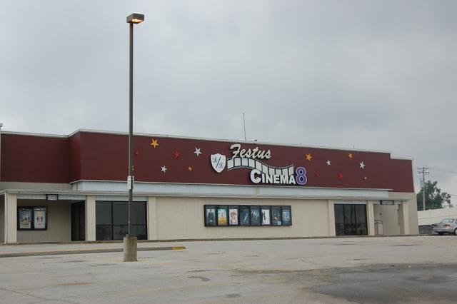 Festus 8 Cinema