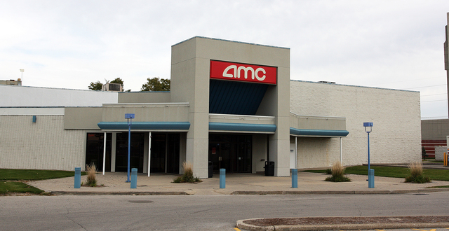 AMC Showplace 8, Springfield, IL