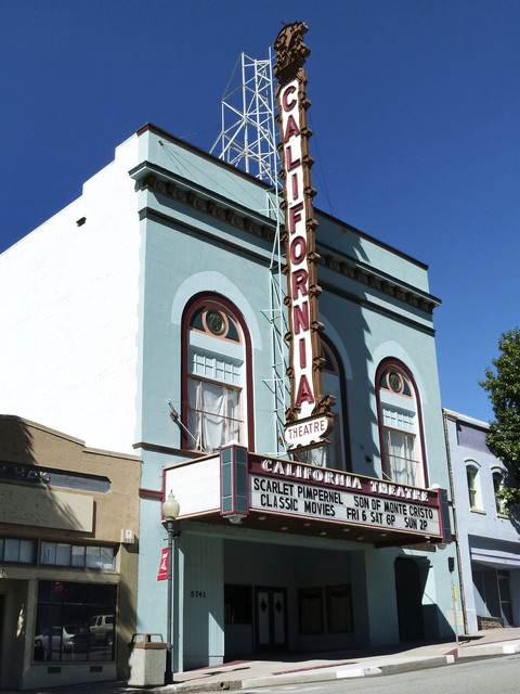 California Theatre Dunsmuir