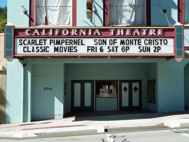 California Theatre Dunsmuir