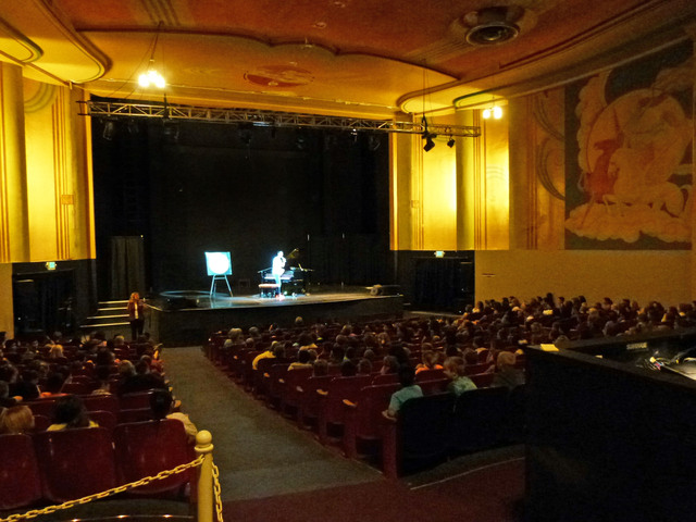 State Theatre Red Bluff