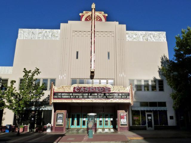 Cascade Theatre Redding