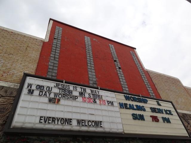 Wellman Theater