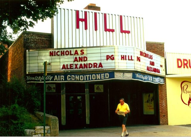 Hill Theater Camp Hill PA