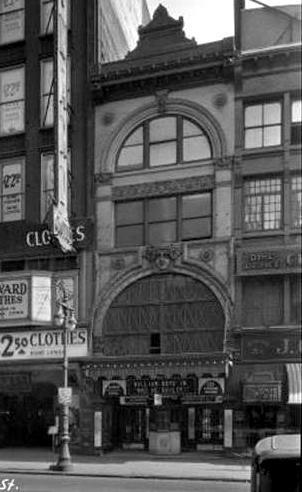 Savoy Theater 1211 Market St.. 1930
