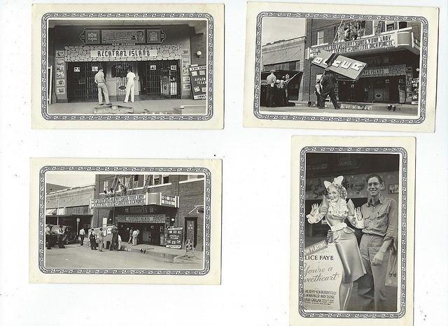 Baker Theatre  1937/1938