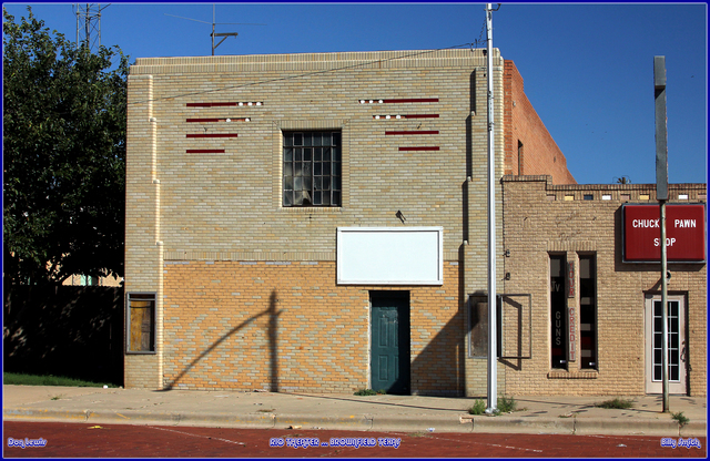 Rio Theater ... Brownfield Texas