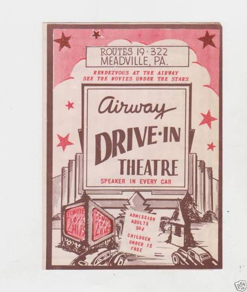 Airway Drive-In
