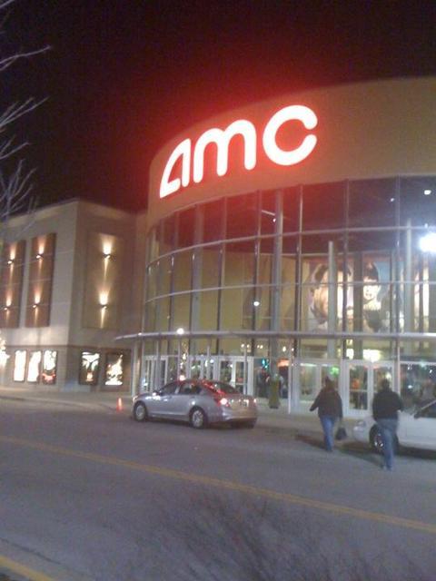 AMC Castleton Square 14