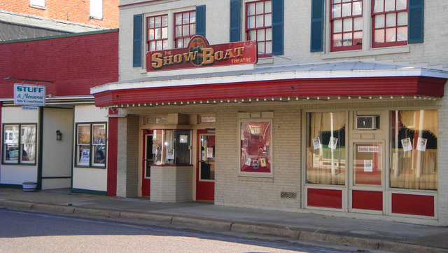 Showboat Theatre