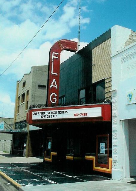 Flag Theatre - Hutchinson, KS 1996