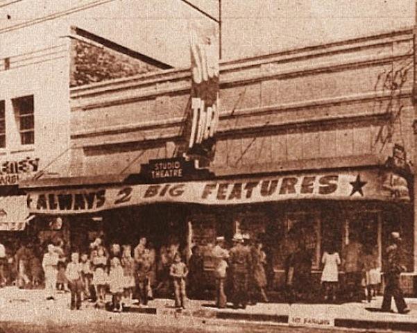 Studio Theatre Opening Day