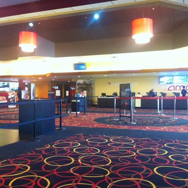 terrywade on June 2, at pm. The big AMC remodel job is almost over at the Metreon Theatre in San Francisco. One of the worst changes is the removal of the dark blue cove lights in the long hall.