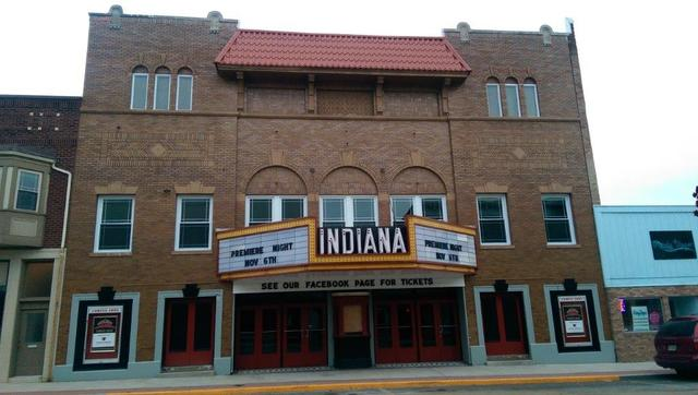Indiana Theater Re-Opens November 6th 2014 - Completely Renovated!