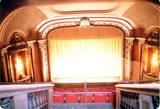 Ridgewood Theatre auditorium from balcony