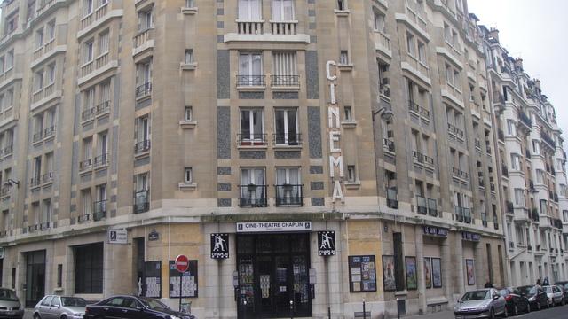 Cine-Theatre Chaplin Saint-Lambert in Paris, FR - Cinema Treasures
